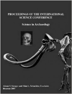 Proceedings of the International Science Conference: Science in Archaeology